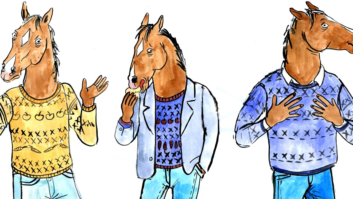 Bojack Horseman: Season One Review