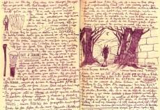 del Toro's notebook.