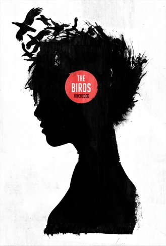 The Birds - Alfred Hitchcock.