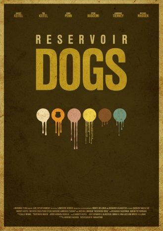 Reservoir Dogs - Quentin Tarantino.