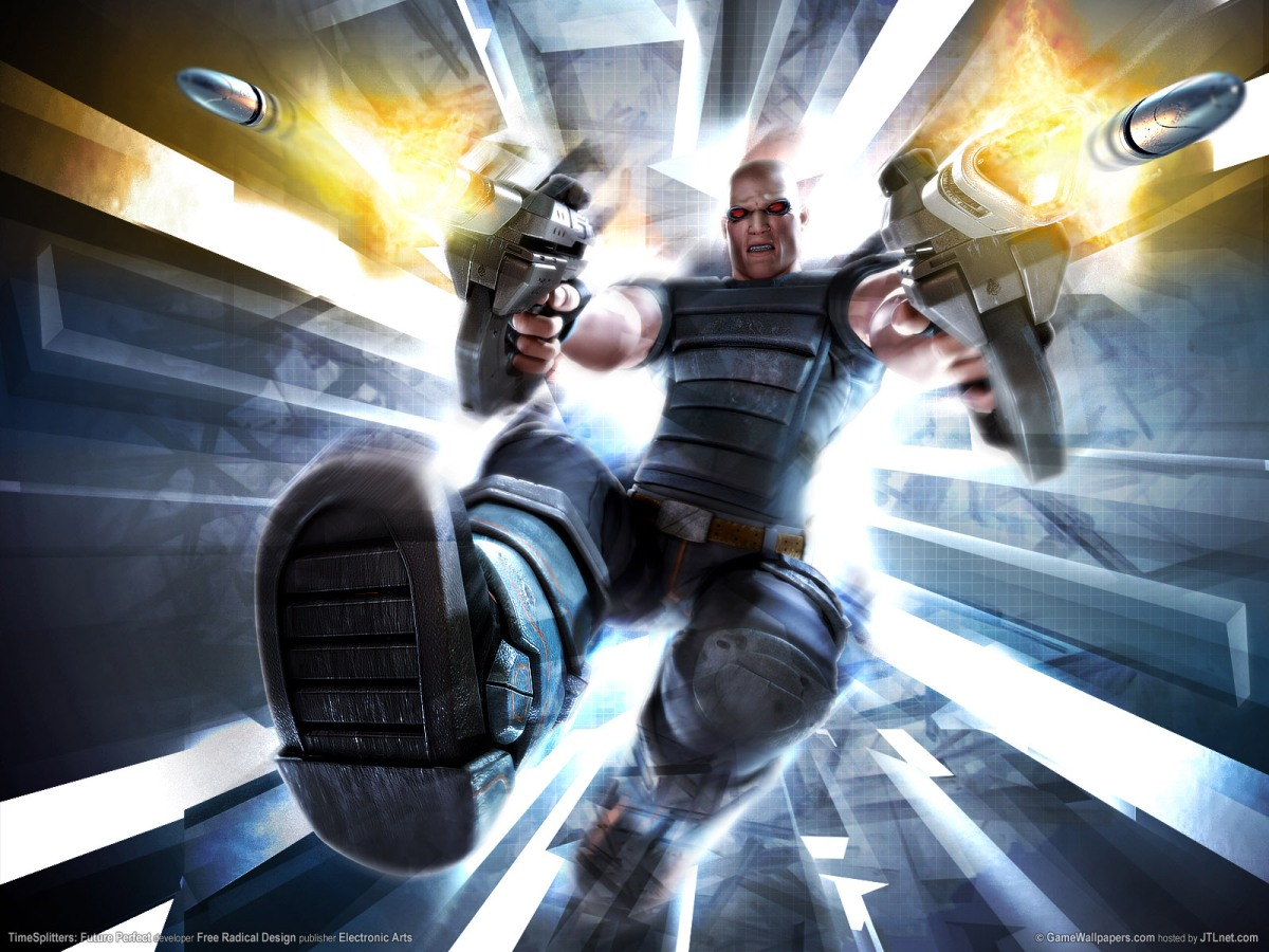 TimeSplitters - It's Time To Split!