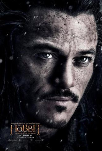 Luke Evans as Bard.