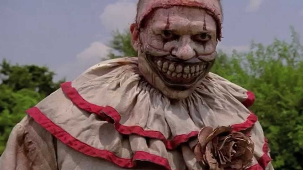 Twisty the Clown, available for hire.