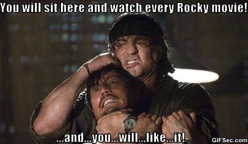 Rocky meme