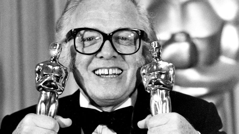 Richard Attenborough, one of life's heroes.