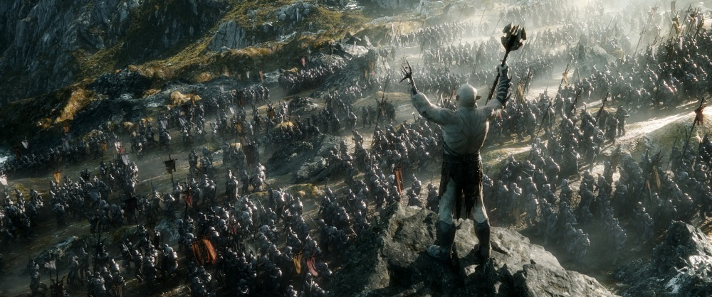 Azog, man of the people.