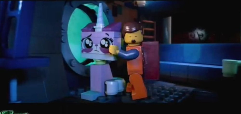 We can get through this together Unikitty!
