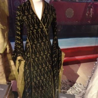 Cersei's costume.