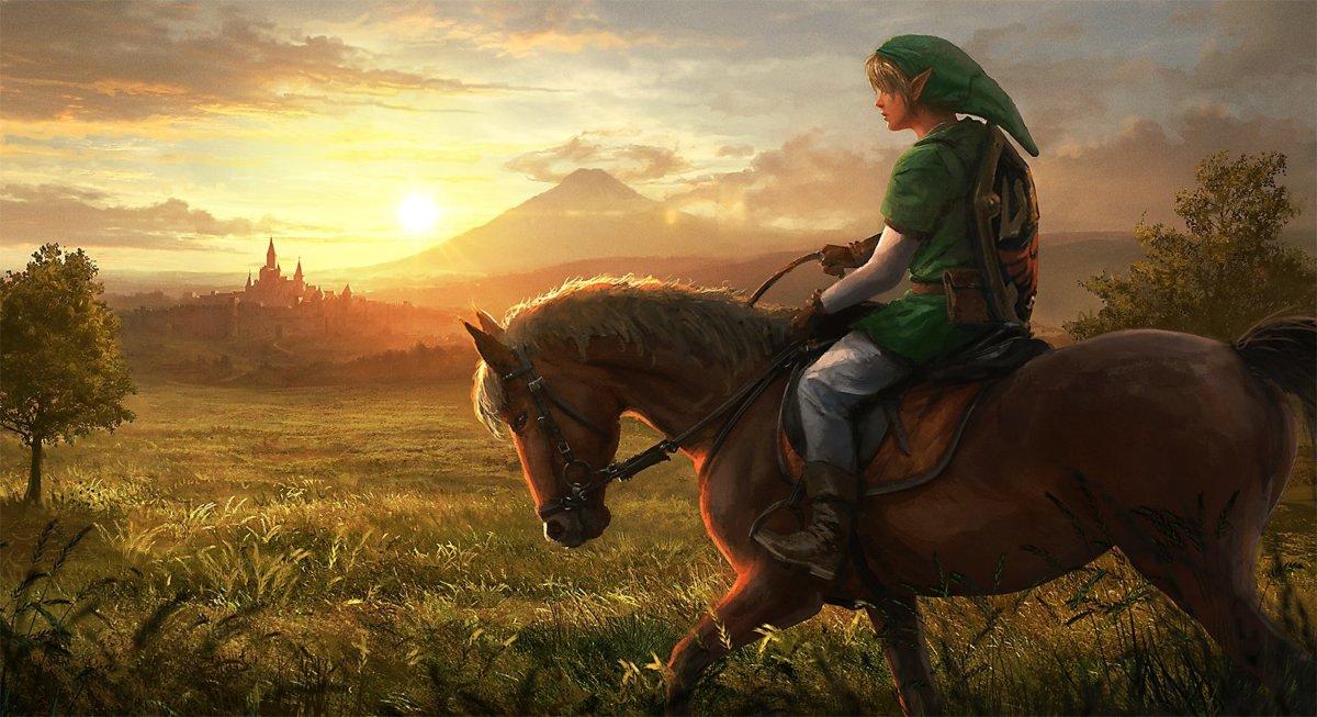Oooo, Shiny Clever Zelda Gif!