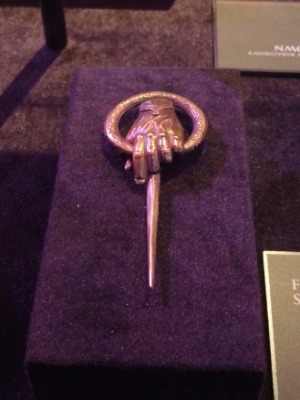 Hand of the King's Pin.