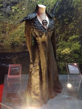 Sansa's new get up.