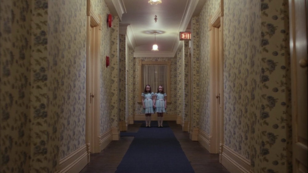 Stanley Kubrick's The Shining.
