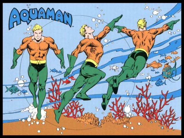 Silver Age Aquaman.