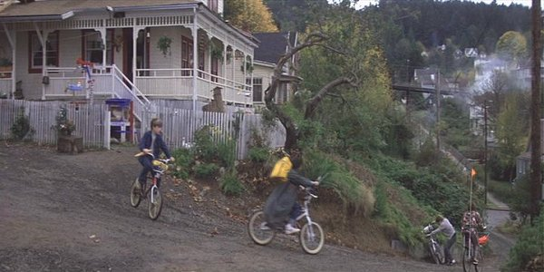 The Goonies House