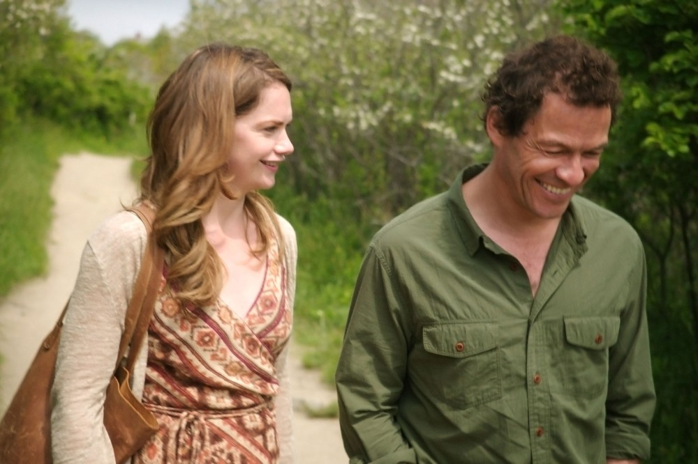 Ruth Wilson as Alison and Dominic West as Noah