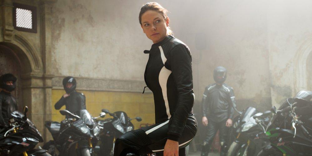 Rebecca Ferguson as Ilsa Faust