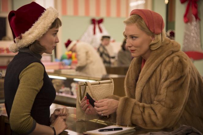 Carol, shot by Edward Lachman.