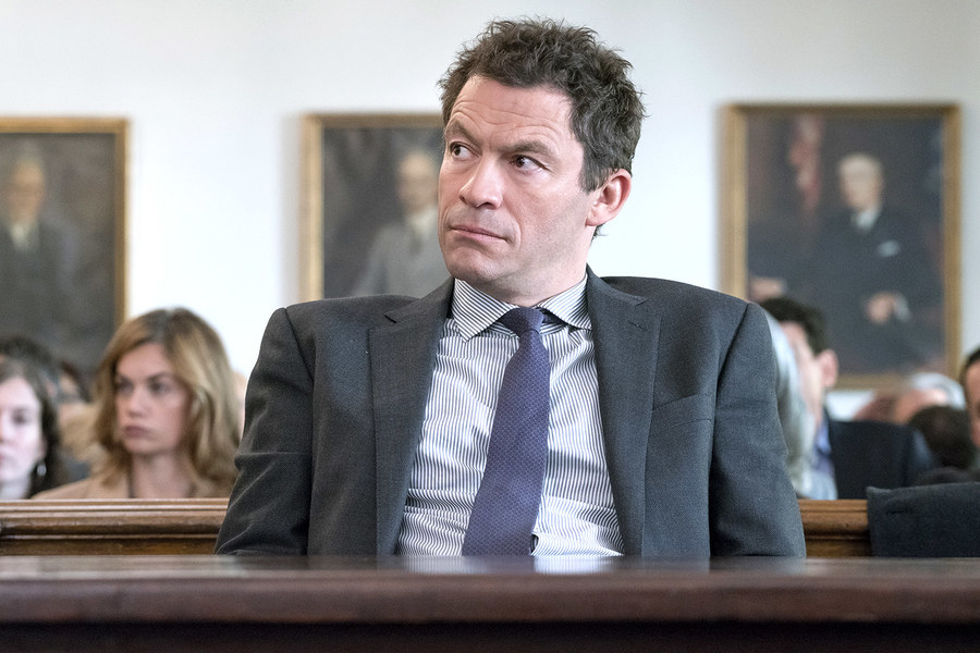 Dominic West as Noah.