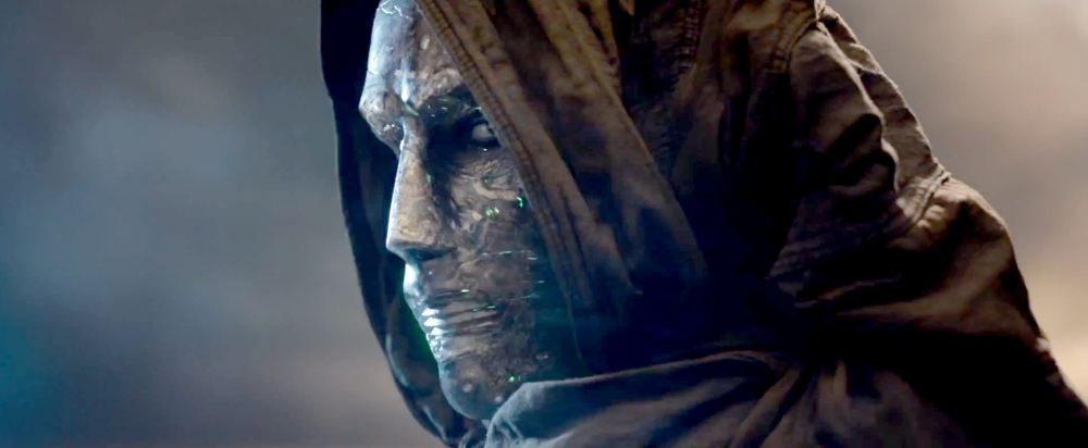 His name is Victor von Doom. They should have known he was a bad egg.