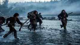The Revenant, shot by Emmanuel Lubezki.