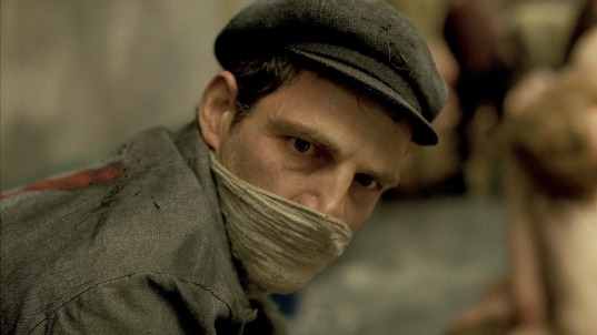 Son of Saul, shot by Mátyás Erdély.