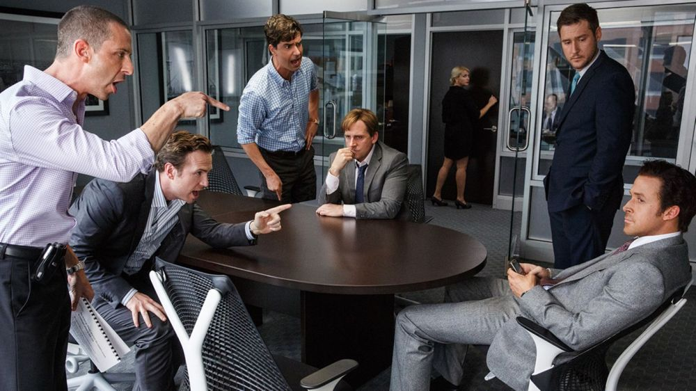 The Big Short.