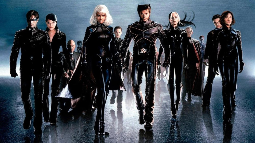 X-Men (2000).