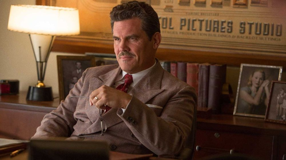 Josh Brolin as Eddie Mannix.