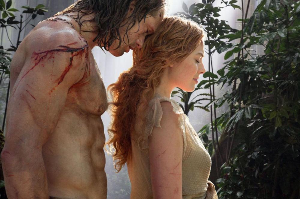 Me Tarzan, you Jane.