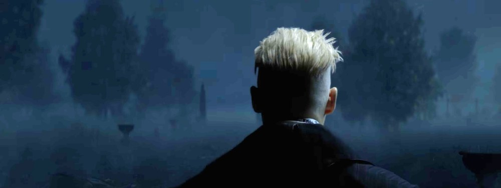 Johnny Depp as Grindelwald?