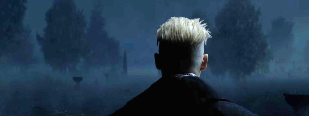 Johnny Depp as Grindelwald?