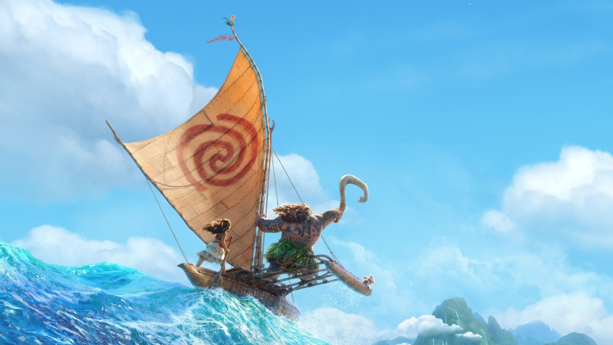 Moana Mini Review