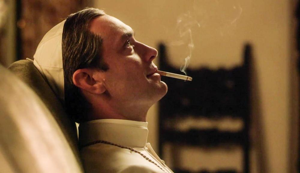 Jude Law as Pope Pius XIII.
