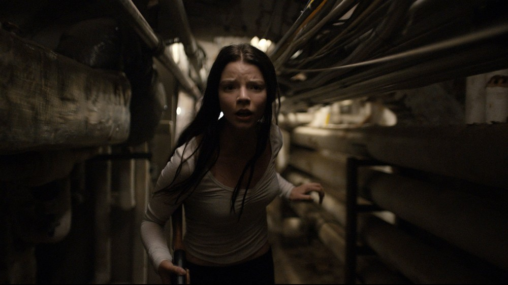 Anya Taylor-Joy as Casey Cooke.