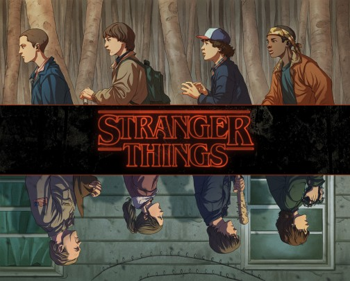 Stranger Things.