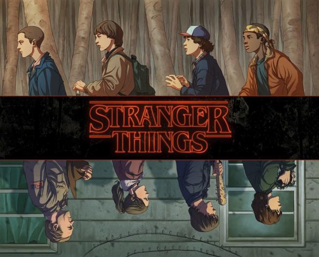 Stranger Things.