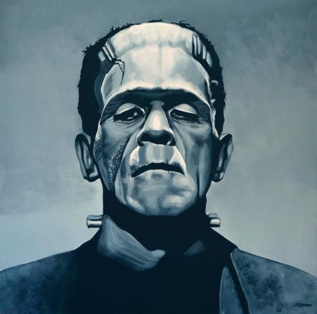 Frankenstein (1931).
