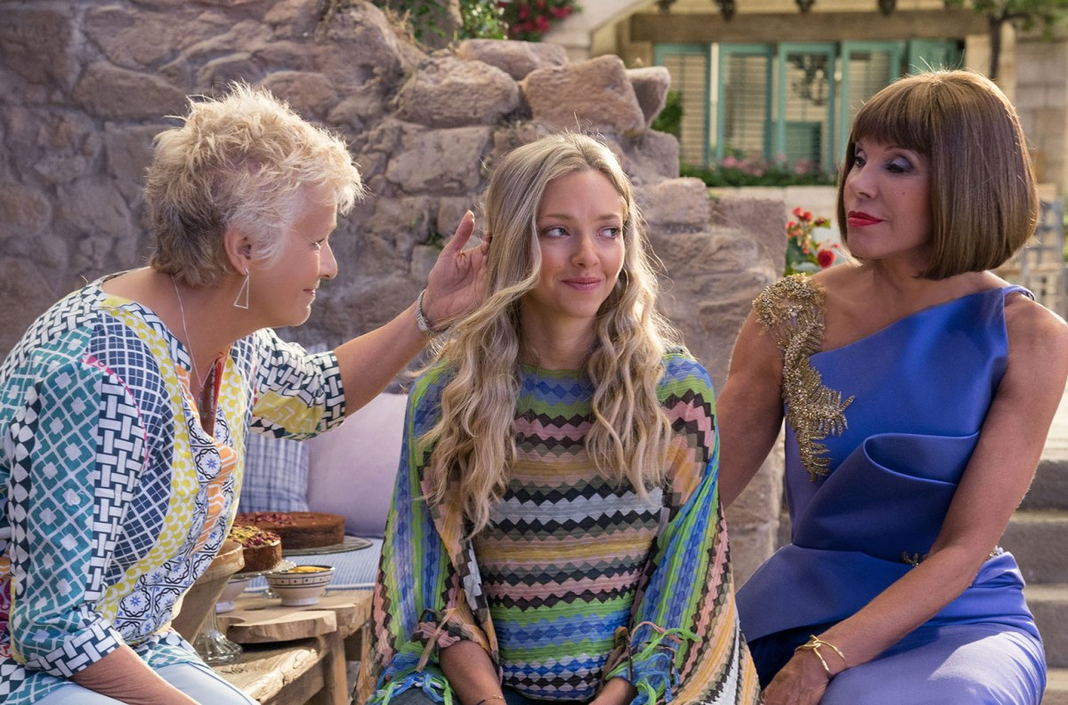 Mamma Mia! Here We Go Again Bitesize Review